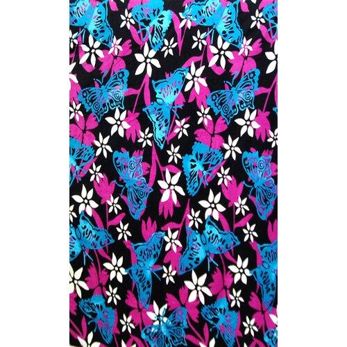 Butterfly Design Beach Towel