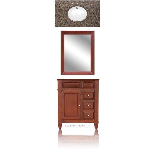 "Westport Bay Martinsville 31"" Single Basin Vanity Set"