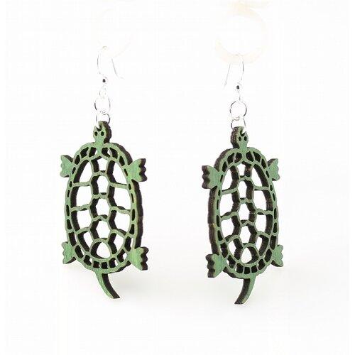 Land Turtle Earrings