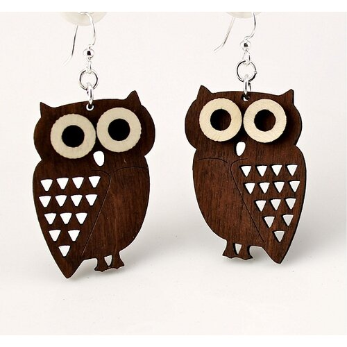 Little Hoot Owls Earrings