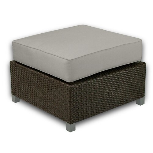 Skye Ottoman with Cushion