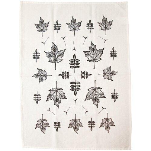 Artgoodies Organic Mod Maple Tea Towel