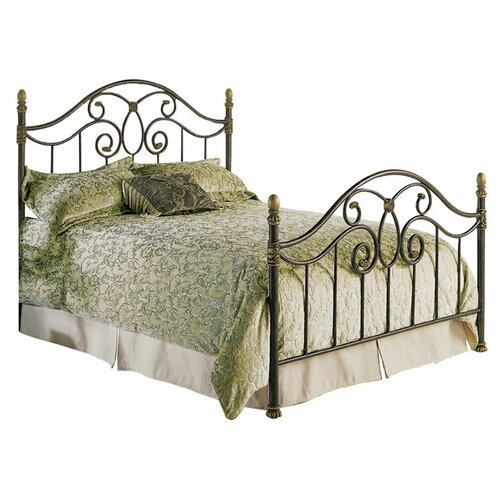 Fashion Bed Group Dynasty Metal Bed
