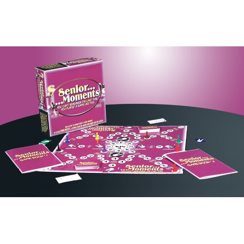 Senior Moments Board Game