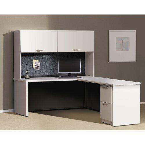 Great Openings Trace L-Shape Desk Office Suite