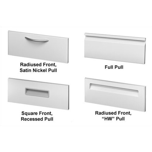 Great Openings 2-Drawer Freestanding Pedestal