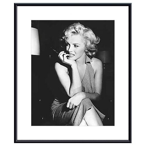 Marilyn Monroe, 1952 Framed Photographic Print