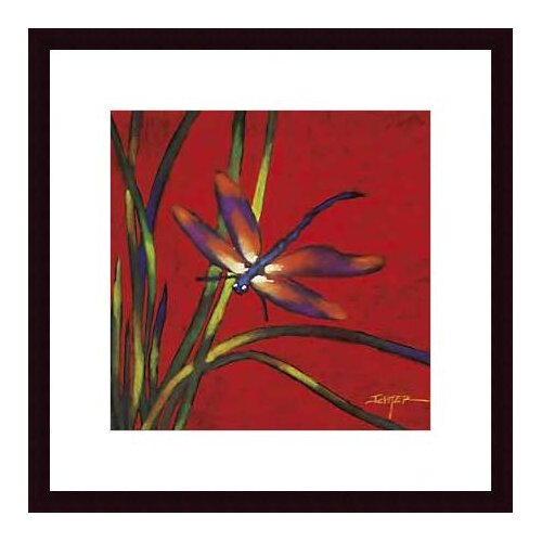 Barewalls Evening Dance by Robert Ichter Framed Painting Print