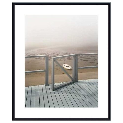 The Bay, 1977 by Joel Meyerowitz Framed Photographic Print