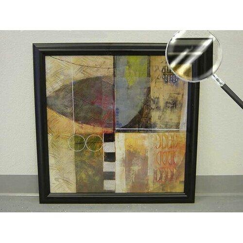 Barewalls Urban Vision II by Craig Alan Framed Painting Print