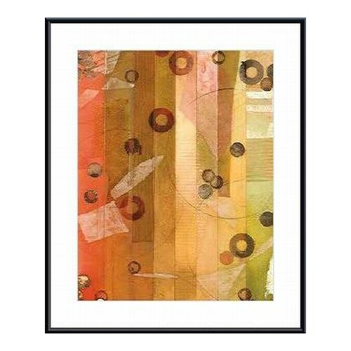 Of This World No. 11 by Aleah Koury Framed Graphic Art
