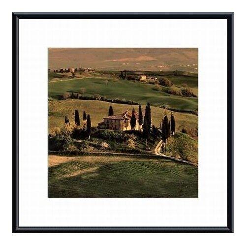 Barewalls 'Tuscan Villa' by Elizabeth Carmel Framed Photographic Print