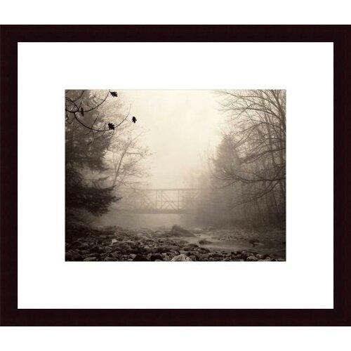 'Parish Hill Bridge' by Christine Triebert Framed Photographic Print