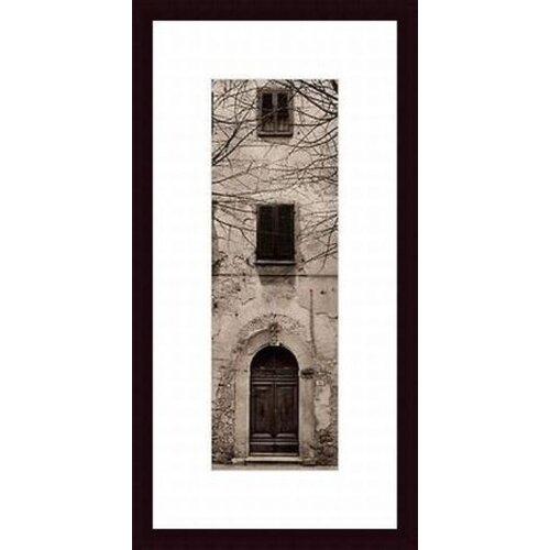 Barewalls 'La Porta Via Volterra' by Alan Blaustein Framed Photographic Print