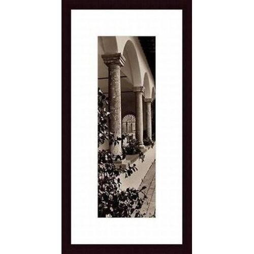 'Portico, Toscana' by Alan Blaustein Framed Photographic Print