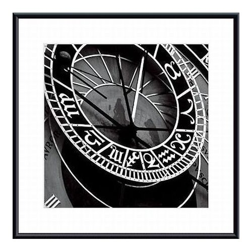 Barewalls 'Pieces of Time I' by Tony Koukos Framed Photographic Print