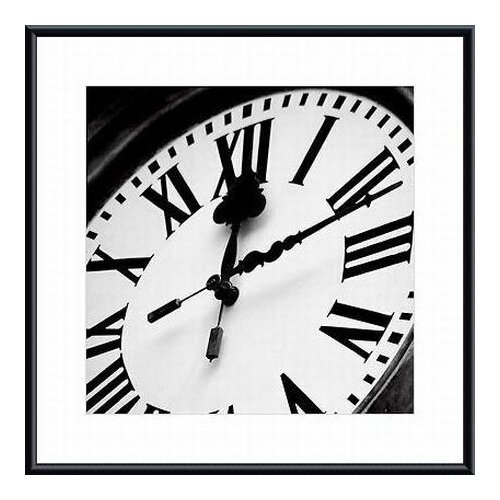 Barewalls 'Pieces of Time II' by Tony Koukos Framed Photographic Print