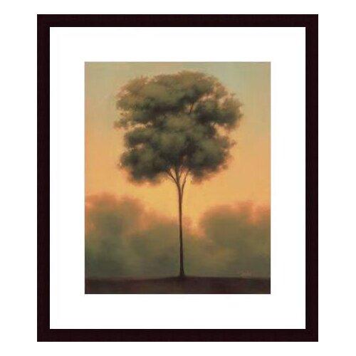 Barewalls Solitude IV by Darlou Gams Framed Painting Print