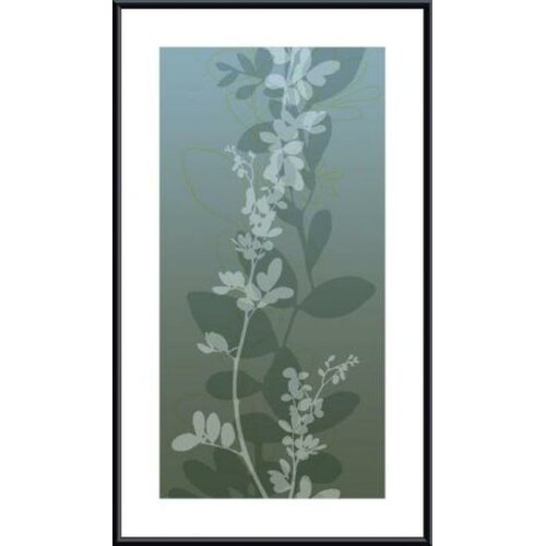 Ascending Vine I by Loka Framed Graphic Art