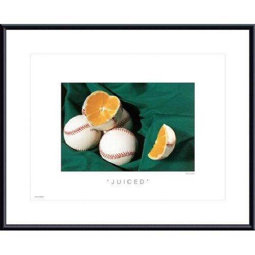 Barewalls Juiced by Don Marquess Framed Photographic Print