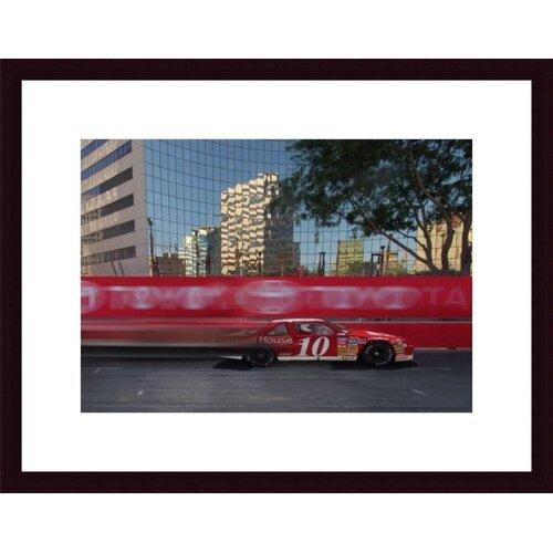 Barewalls Speed by John K. Nakata Framed Photographic Print