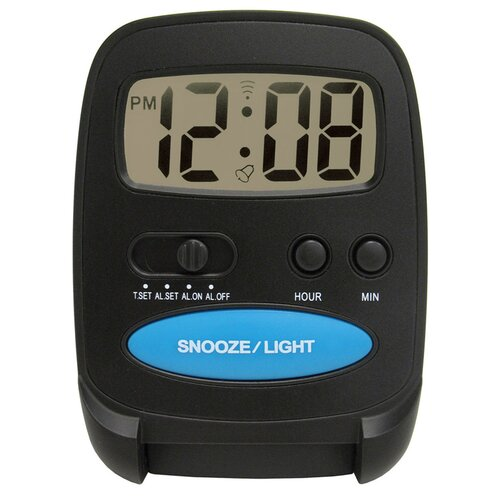 LED Travel Digital Alarm Clock