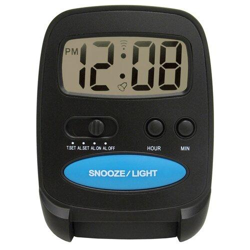 LED Travel Digital Alarm Clock