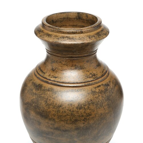 New Rustics Home Sedona Pottery Rustic Smooth Vase