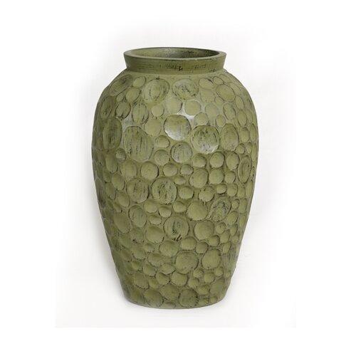 New Rustics Home Sedona Pottery Modern Vase