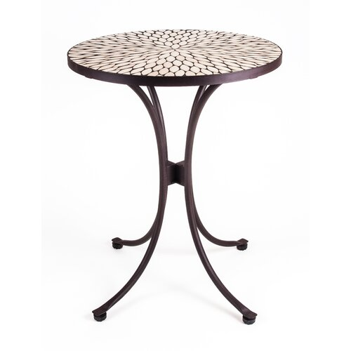 New Rustics Home Mosaic Southwest Round Table