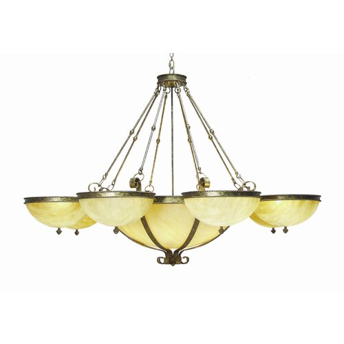 2nd Ave Design Alonzo 22 Light Chandelier
