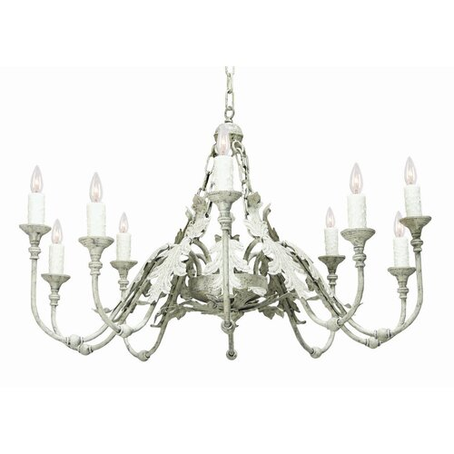 Arbor 10 Light Chandelier