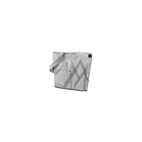 Rennie & Rose Design Group Frank Lloyd Wright Harvest Unlined Tote Bag