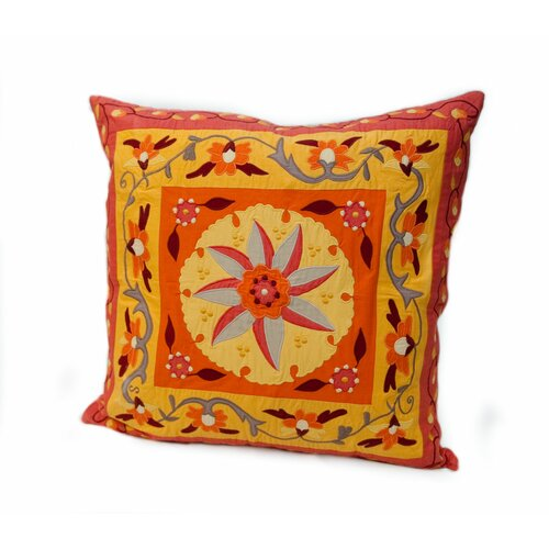 Rennie & Rose Design Group Susan Sargent Jurma Pillow