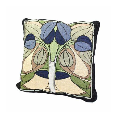 Rennie & Rose Design Group Arts and Crafts Art Nouveau Floral Window Pillow