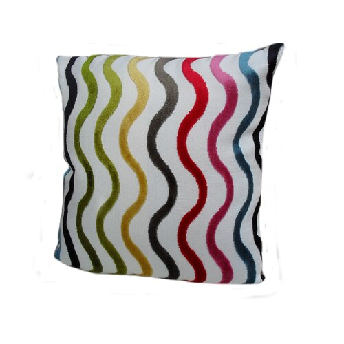 Modern Squiggles Pillow