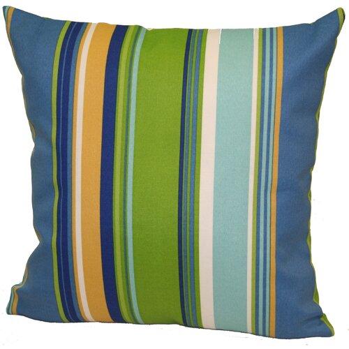 Westport Outdoor Fabric Stuffed Pillow