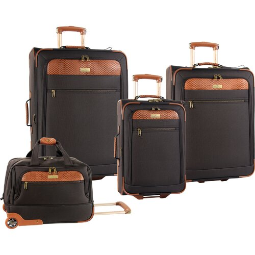 9334e999d6dc Tommy Bahama Luggage Retreat II 4 Piece Luggage Set on PopScreen