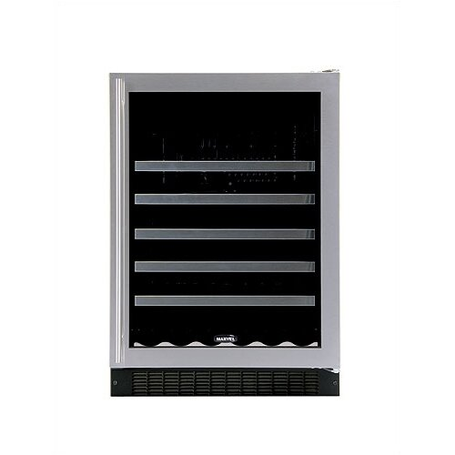 Luxury 45 Bottle Single Zone Build-In Wine Refrigerator
