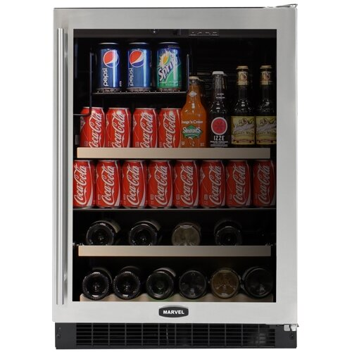 14 Bottle Dual Zone Wine Refrigerator