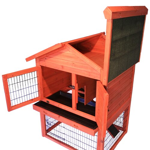 Trixie Pet Products Natura Rabbit Hutch