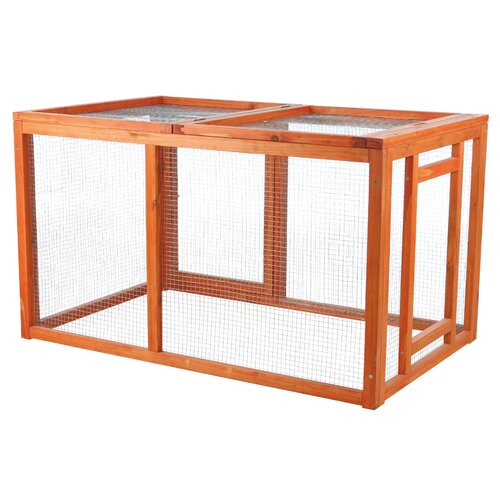 Trixie Pet Products Trixie Outdoor Chicken Run with Mesh Cover