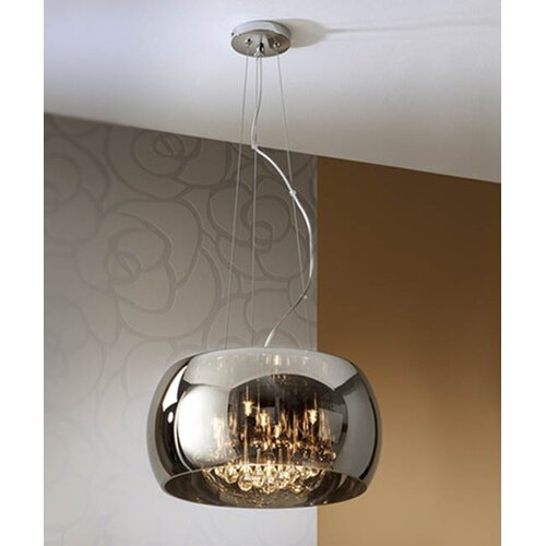 Argos pendant ceiling lights : Schuller argos light drum pendant reviews