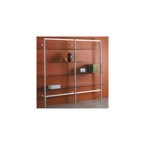 "Peter Pepper Envision® Add-On Section Storage System 84"" Bookcase"