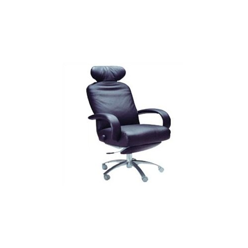 Lafer Liza Ergonomic High-Back Office Chair with Arms