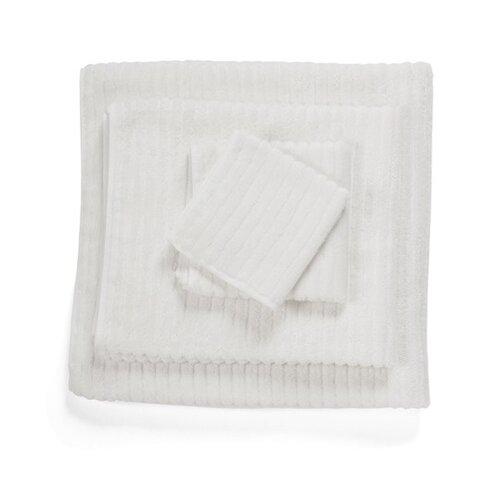 Bamboo Dreams Organic Cotton Ribbed Bath Towel