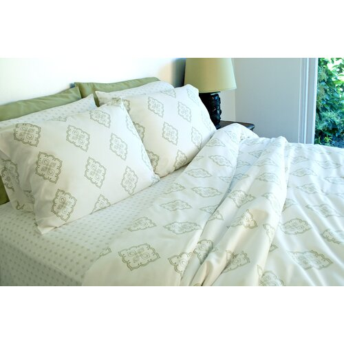 Bamboo Dreams Prints Midara Pillowcase (Set of 2)