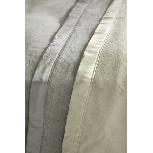 Luxury Silk Fleece Blanket