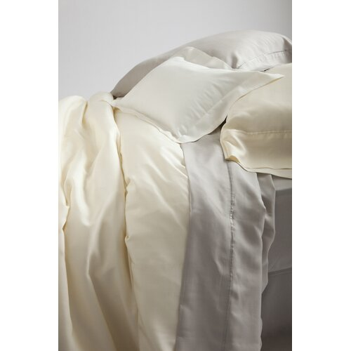 Luxury Silk Seamless Fitted Sheet