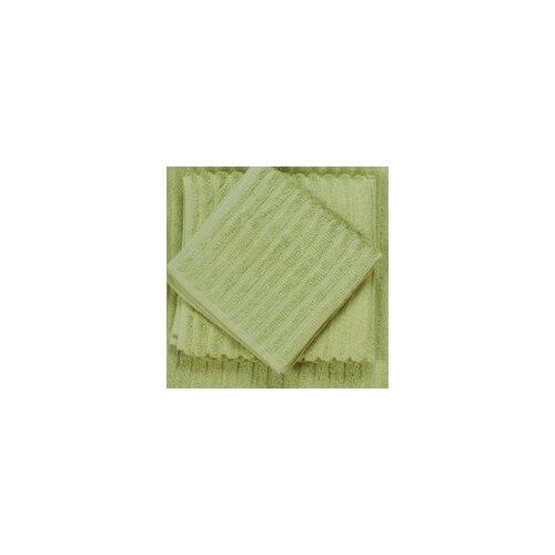 Yala Bamboo Dreams Organic Cotton Ribbed Wash Cloth